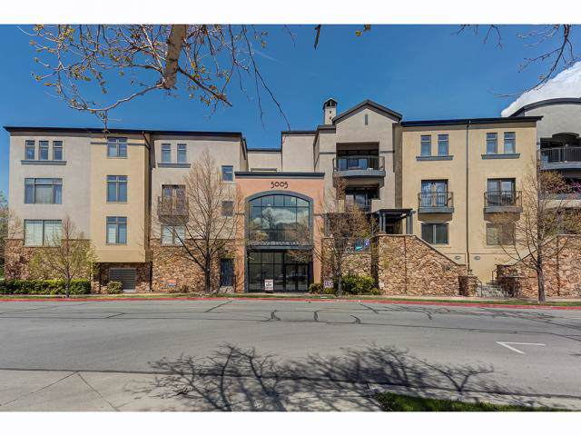 5005 N Edgewood Dr W #301, Provo, UT 84604 (#1646072) :: Red Sign Team