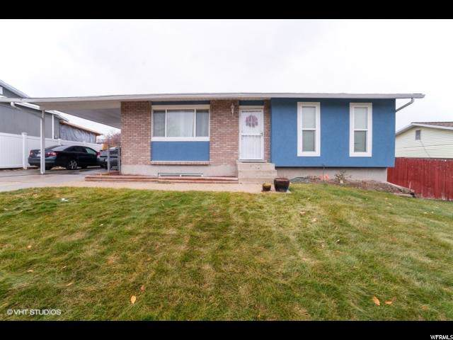 3686 S Deann Dr, West Valley City, UT 84128 (#1646075) :: Exit Realty Success