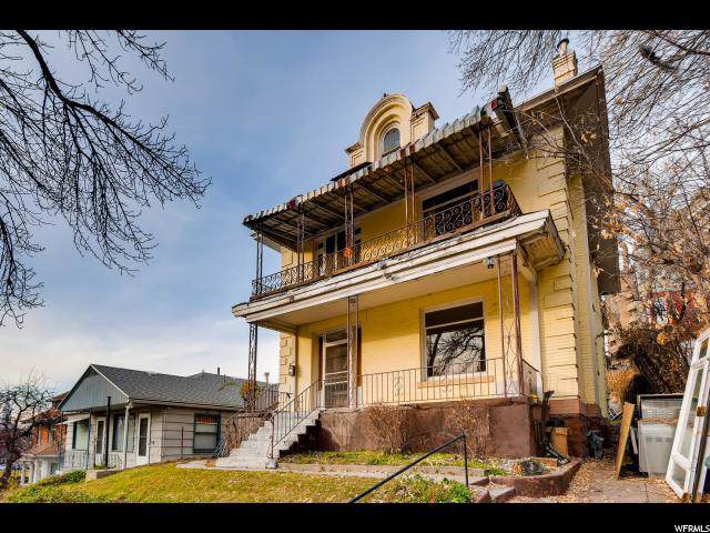 70 W 200 N, Salt Lake City, UT 84103 (#1646103) :: goBE Realty