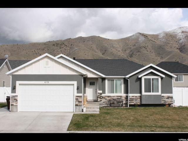 4176 N Shirley Ln W, Eagle Mountain, UT 84005 (#1646163) :: RISE Realty