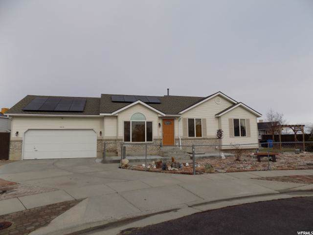 5470 W Sunridge Ct S, Kearns, UT 84118 (#1646177) :: Doxey Real Estate Group