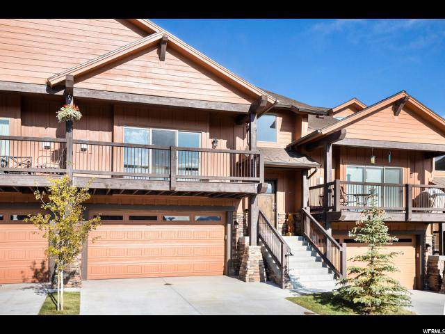 14404 N Buck Horn Trail Trl 52D, Heber City, UT 84032 (#1646183) :: Doxey Real Estate Group
