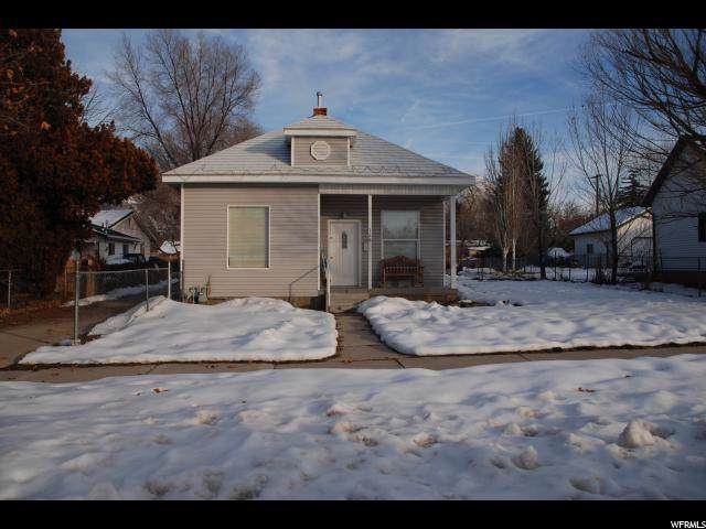 128 N 100 E, Brigham City, UT 84302 (#1646214) :: Exit Realty Success