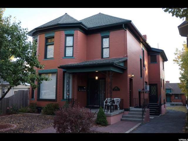 678 E 3RD Ave, Salt Lake City, UT 84103 (#1646222) :: Exit Realty Success