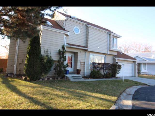 4616 S Park Manor Dr, Salt Lake City, UT 84117 (#1646249) :: goBE Realty