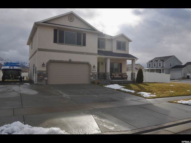 609 Christopher, Stansbury Park, UT 84074 (#1646258) :: Von Perry | iPro Realty Network