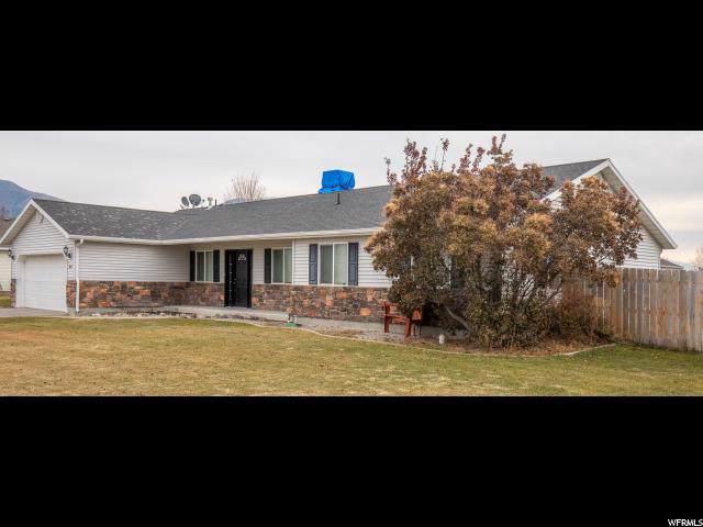 904 W Nibley Park Way, Nibley, UT 84321 (#1646270) :: Bustos Real Estate | Keller Williams Utah Realtors