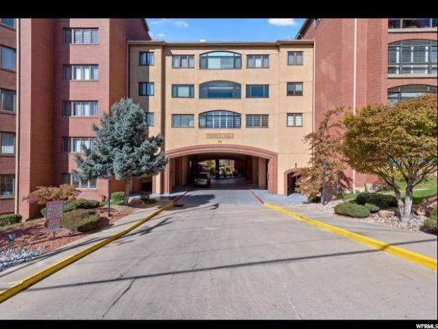 171 E Third Ave #613, Salt Lake City, UT 84103 (#1646284) :: Exit Realty Success
