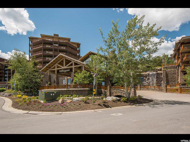 3000 Canyons Resort Dr #4506, Park City, UT 84098 (#1646365) :: RE/MAX Equity
