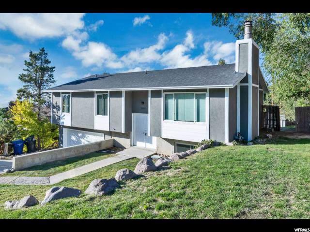 2579 E Cinnabar Ln, Cottonwood Heights, UT 84121 (#1646426) :: The Fields Team