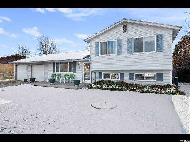 7175 W Fieldview Dr, West Valley City, UT 84128 (#1646525) :: Big Key Real Estate