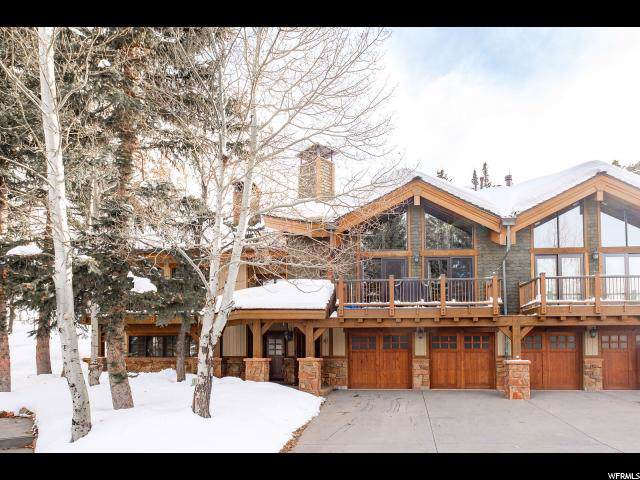 7210 Little Belle Ct #15, Park City, UT 84060 (#1646539) :: Doxey Real Estate Group