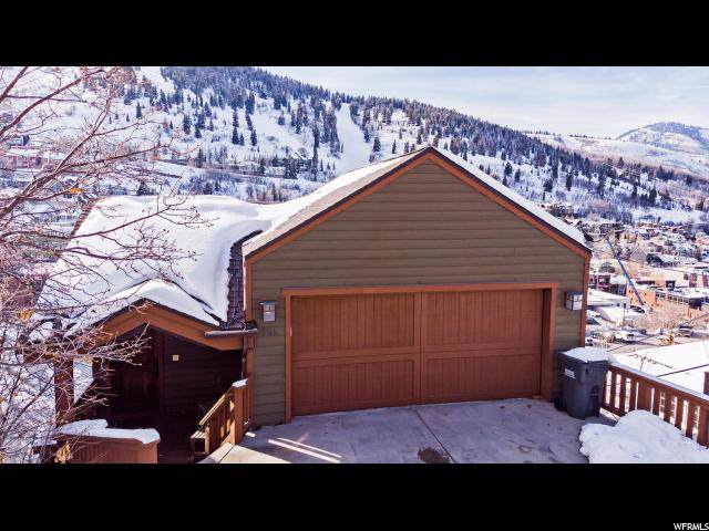 361 Ontario Ave, Park City, UT 84060 (#1646652) :: Red Sign Team