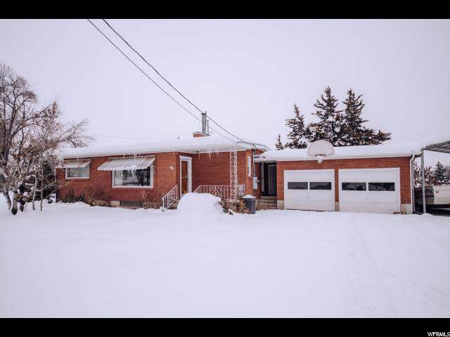 90 N Center, Wellsville, UT 84339 (#1646676) :: Exit Realty Success