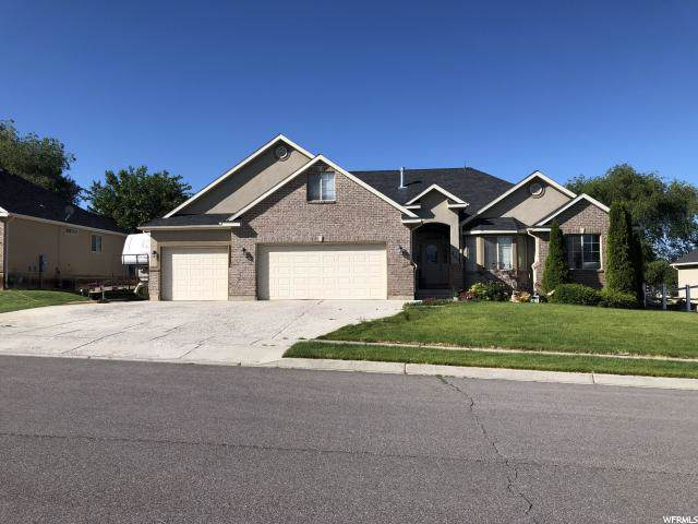 905 W 2325 S, Perry, UT 84302 (#1646696) :: The Fields Team