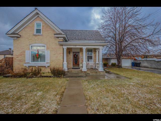 64 E 600 N, Spanish Fork, UT 84660 (#1646705) :: Big Key Real Estate