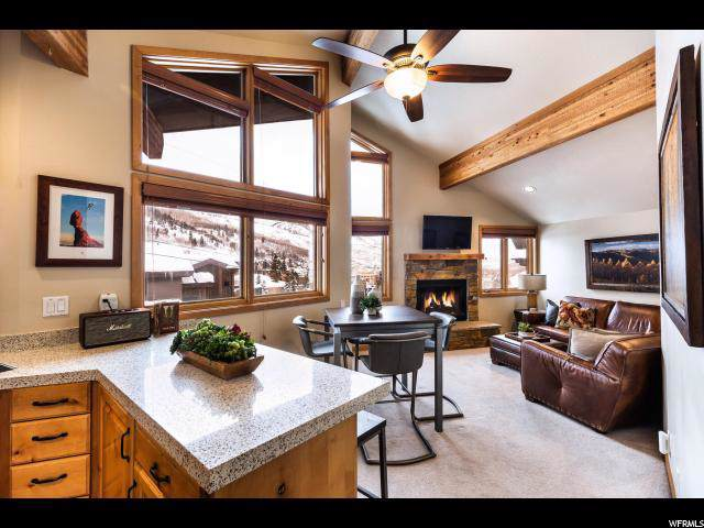 504 Ontario Ave A, Park City, UT 84060 (#1646733) :: Doxey Real Estate Group