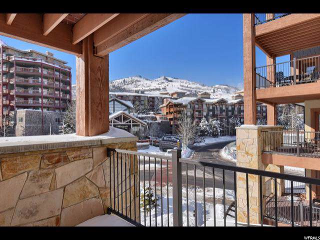 2669 Canyons Resort Dr #414, Park City, UT 84098 (#1646769) :: Doxey Real Estate Group