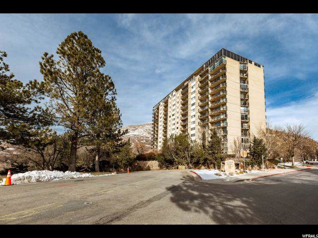 875 S Donner Way E #204, Salt Lake City, UT 84108 (#1646812) :: The Fields Team