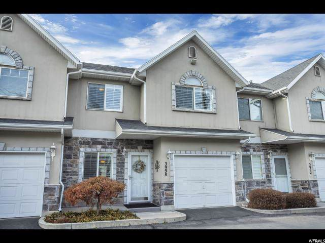 3998 S Chase Brook Ln, Millcreek, UT 84107 (#1646822) :: Doxey Real Estate Group