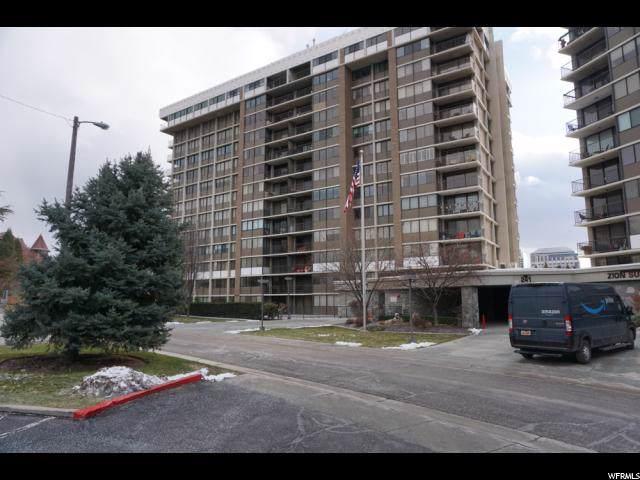 241 N Vine St 608E, Salt Lake City, UT 84103 (#1646885) :: Exit Realty Success