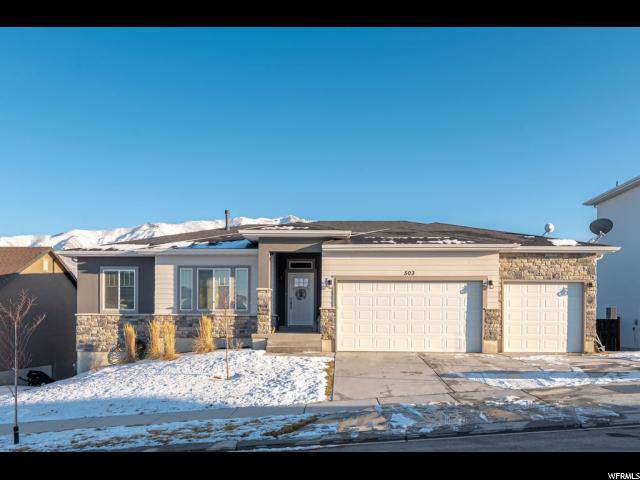 503 Travertine Way, Santaquin, UT 84655 (#1646899) :: Doxey Real Estate Group