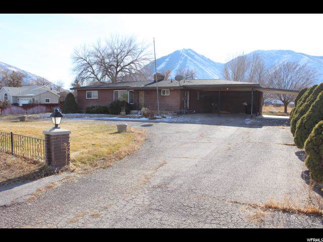 2710 E Canyon Rd, Spanish Fork, UT 84660 (#1646915) :: Big Key Real Estate