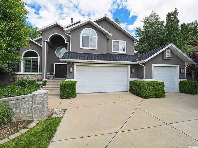 2747 E Palma S, Cottonwood Heights, UT 84121 (#1647036) :: Bustos Real Estate | Keller Williams Utah Realtors