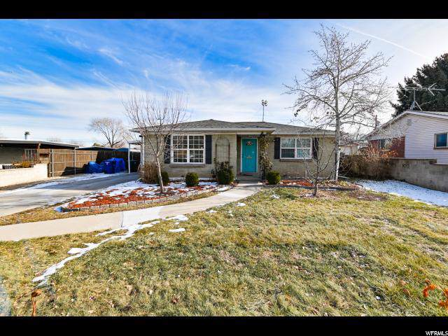 3987 S 4275 W, West Valley City, UT 84120 (#1647058) :: The Fields Team