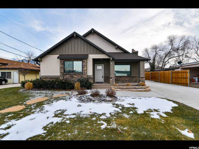 1560 E 7200 S, Cottonwood Heights, UT 84121 (#1647060) :: Red Sign Team