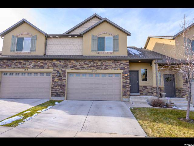 12512 S Mont Sur Dr W, Riverton, UT 84065 (#1647068) :: Big Key Real Estate