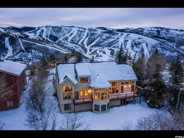 1359 Golden Way, Park City, UT 84060 (#1647078) :: RISE Realty