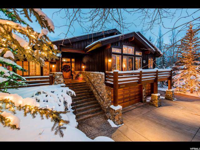 3488 Oakwood Dr, Park City, UT 84060 (#1647093) :: RISE Realty