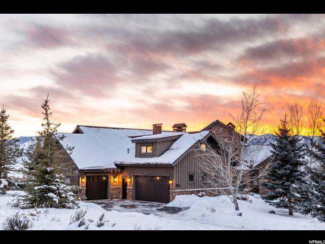 3016 Arrowhead Trl, Park City, UT 84098 (#1647098) :: Colemere Realty Associates