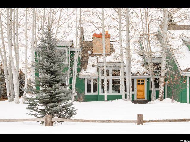 2600 Lucky John Dr, Park City, UT 84060 (#1647133) :: RISE Realty