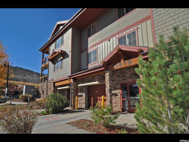 5519 Lillehammer Ln #1307, Park City, UT 84098 (#1647228) :: Red Sign Team