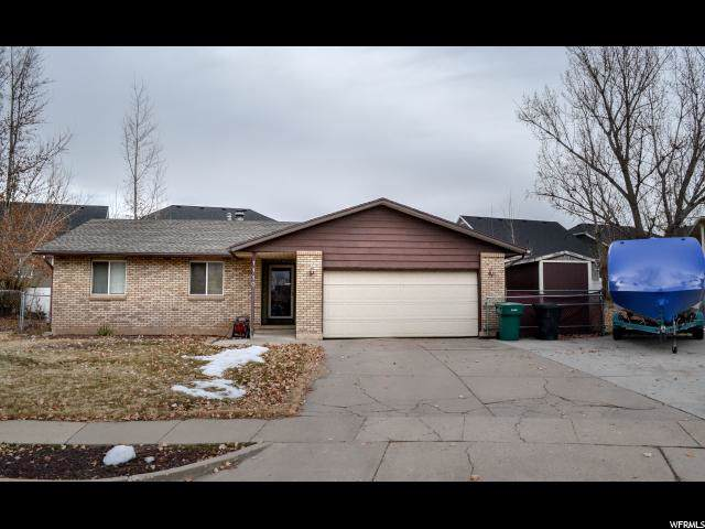 1110 W 200 N, Clearfield, UT 84015 (#1647232) :: The Canovo Group