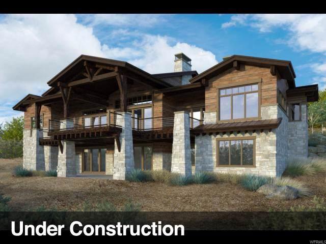 3388 Central Pacific Trl, Park City, UT 84098 (#1647242) :: Bustos Real Estate | Keller Williams Utah Realtors