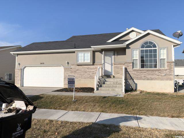 3670 W 850 S, Syracuse, UT 84075 (#1647277) :: Doxey Real Estate Group