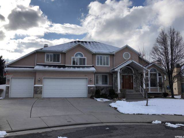 2812 E Elk Horn Ln, Cottonwood Heights, UT 84093 (#1647291) :: Bustos Real Estate | Keller Williams Utah Realtors