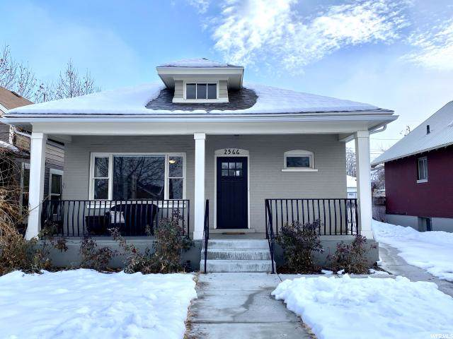 2566 S Quincy Ave, Ogden, UT 84401 (#1647296) :: Big Key Real Estate