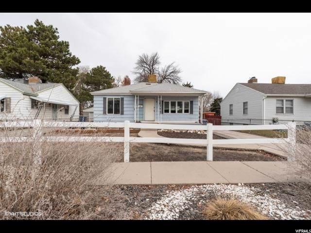 820 W Fayette Ave S, Salt Lake City, UT 84104 (#1647347) :: Exit Realty Success