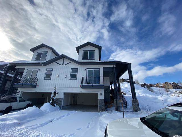 3237 Quarry Dr 17A, Park City, UT 84098 (#1647399) :: The Fields Team