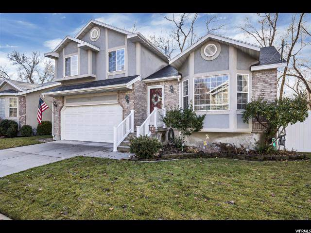 738 E Madison Meadow Ln, Midvale, UT 84047 (#1647458) :: Red Sign Team