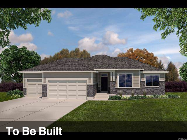 6809 S Cook Dr E #105, South Weber, UT 84405 (#1647487) :: Doxey Real Estate Group
