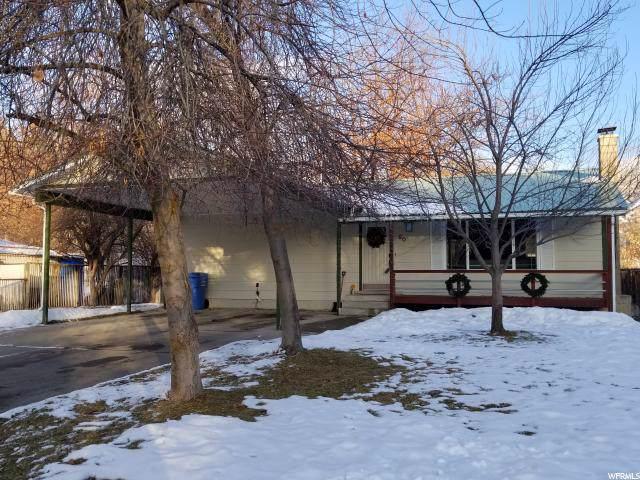 90 N Canyon Cove Dr, Logan, UT 84321 (#1647489) :: Big Key Real Estate