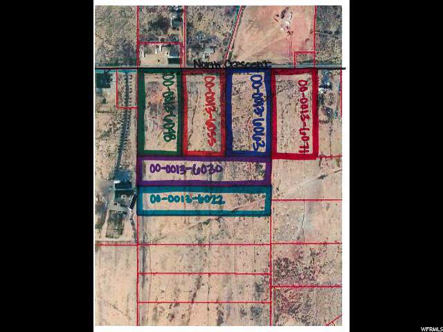 2000 N N Cres N, Roosevelt, UT 84066 (#1647541) :: Red Sign Team