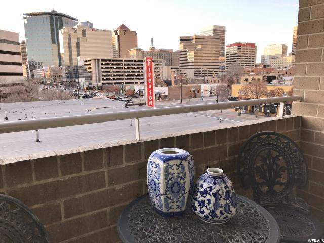 230 E Broadway #507, Salt Lake City, UT 84111 (#1647550) :: goBE Realty