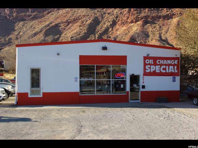 1076 S Main St, Moab, UT 84532 (#1647570) :: Bustos Real Estate | Keller Williams Utah Realtors