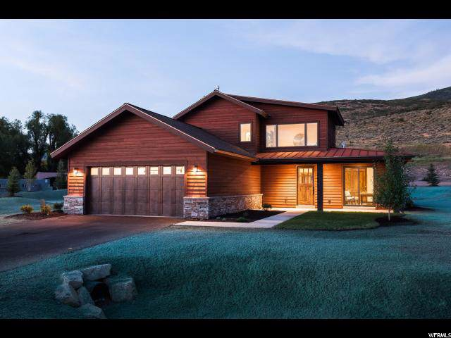 698 Thorn Creek Dr, Kamas, UT 84036 (#1647663) :: goBE Realty